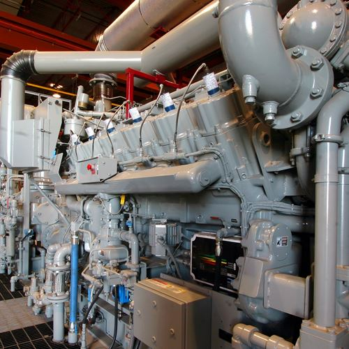 Gas Compression Engine Repair services - Exline, Inc.