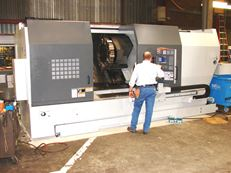 Machining Capabilities in our Machine Shop Facility - Exline, Inc.
