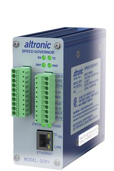 Gov+ Electronic Speed Governor for use with PLC Panels - Exline, Inc.