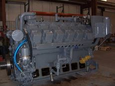 Waukesha High Speed Engine - Exline, Inc.